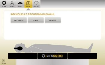 ilifesomm Software fitness
